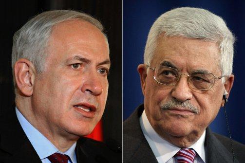 Netanyahu, Abbas